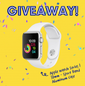 Apple Watch Giveaway Event