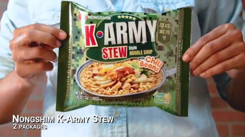 [Recipe Video] Korean Army Base Stew (Budae Jjigae)